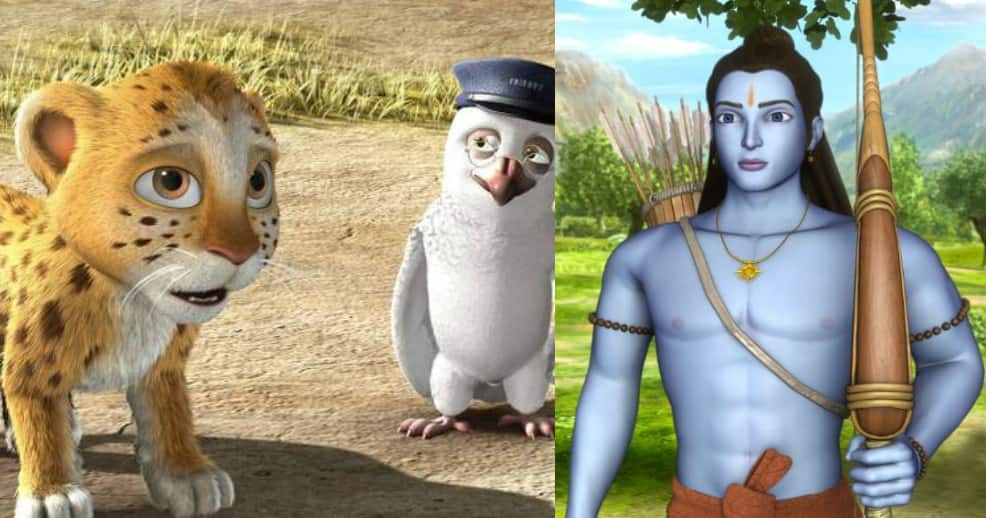5 Best Animated Movies To Be Ever Made in Bollywood