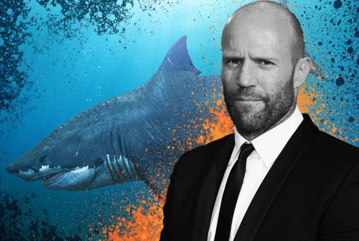 Jason Statham's 'Meg' Postponed By 5 Months