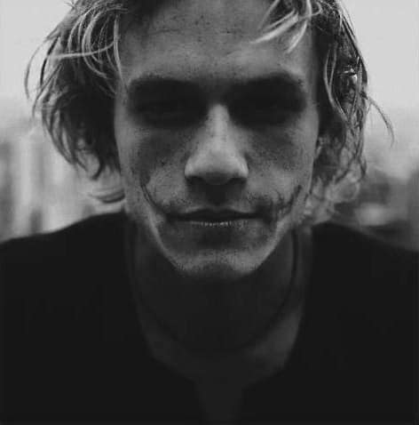 Heath Ledger And His Connection With The Joker
