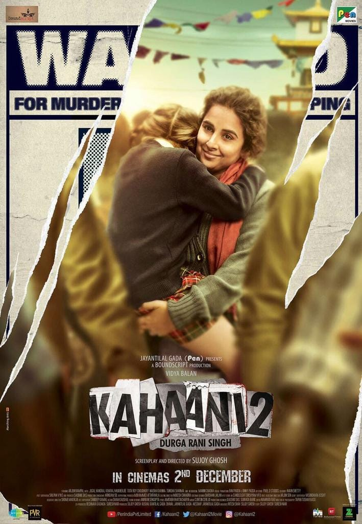 Kahaani 2 Trailer Is An Impeccable Intrigue & Will Make You Count Minutes Till December 2!