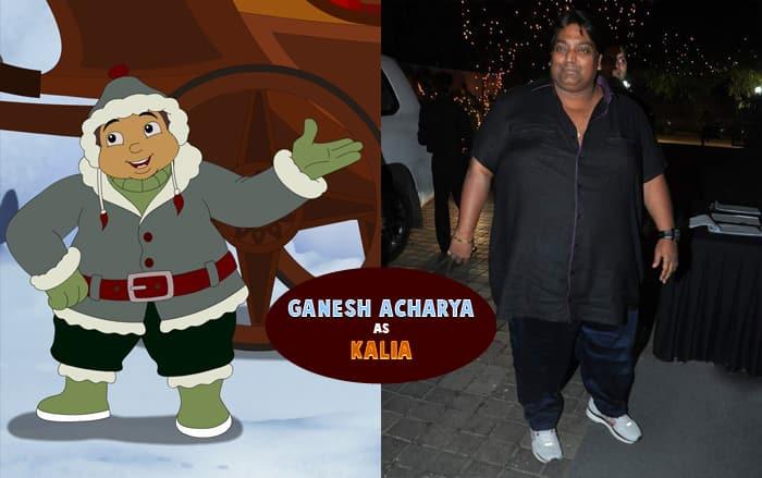 Here's The Bollywood Star Cast For Chhota Bheem
