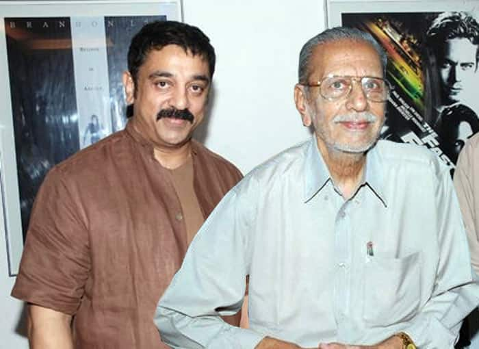 Kamal Haasan To Lend His Voice To His Brother