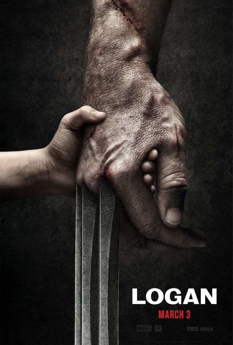 Check Out The First Poster And Official Title of Wolverine 3