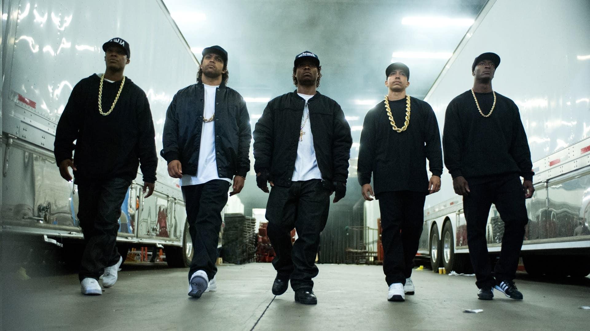 Straight Outta Compton Still On Top