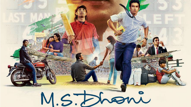 Here's How M.S. Dhoni – The Untold Story Is In Process Of Building A Great Innings!