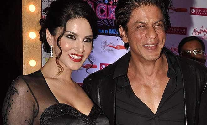 Sunny Leone's Item Number In Raees