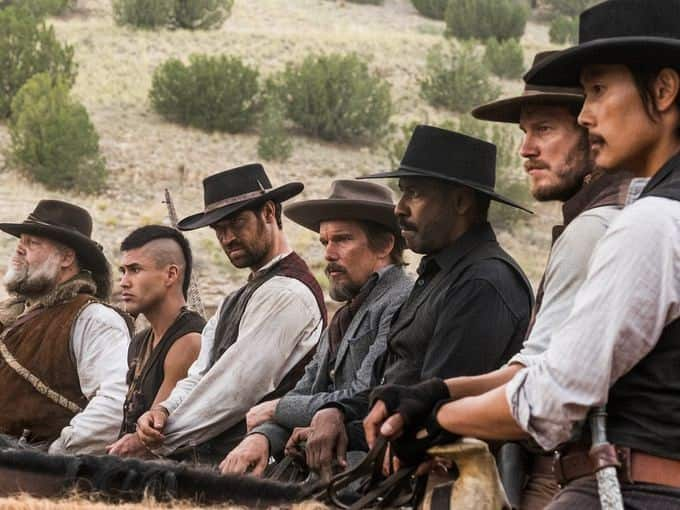 The Magnificent Seven Dominates Weekend Box Office With $35 Million