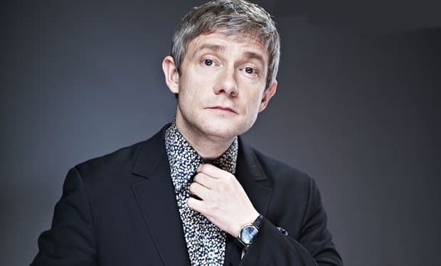 Martin Freeman Teases Role in Next Captain America