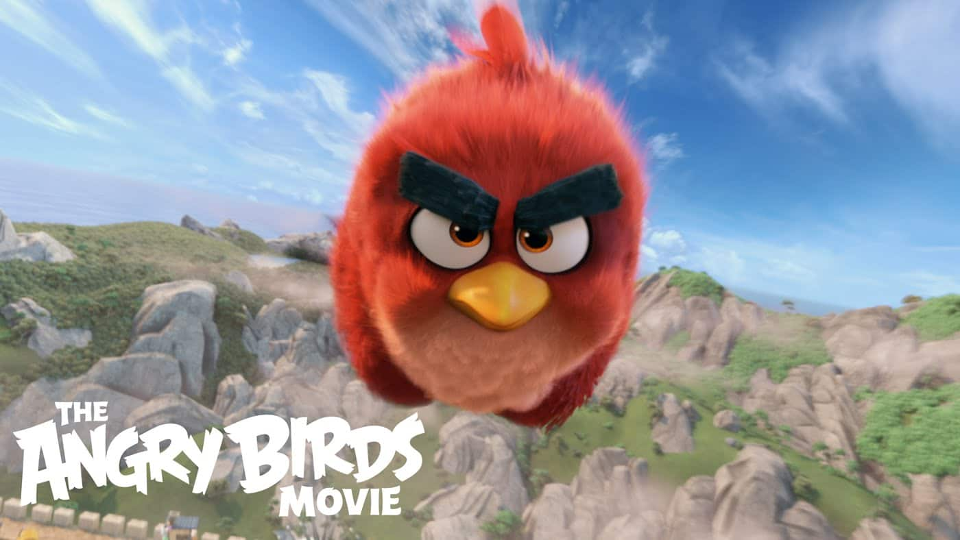 Angry Birds, Civil War Dominate Weekend Box Office