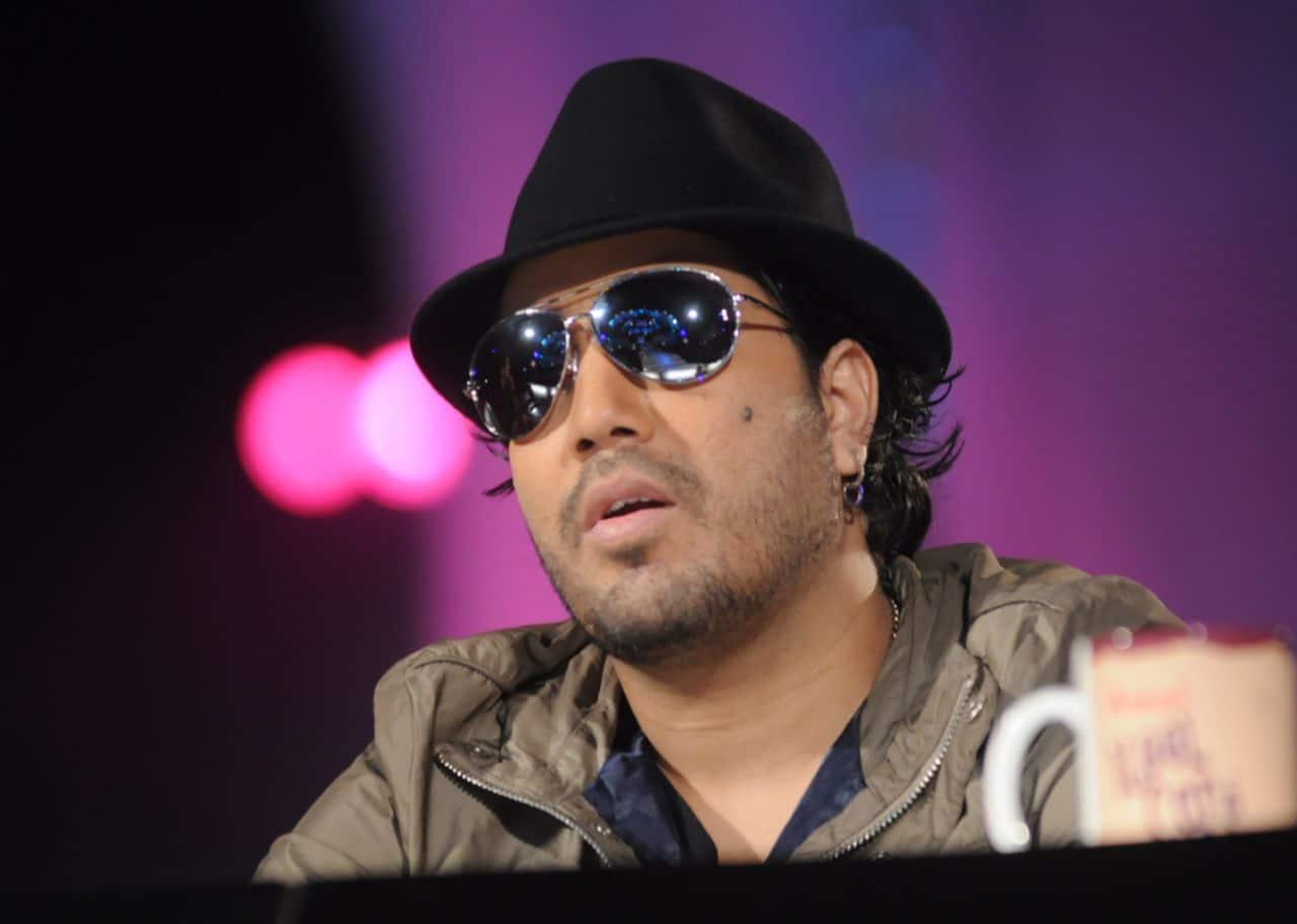Mika Singh Slaps Legal Notice On Colors