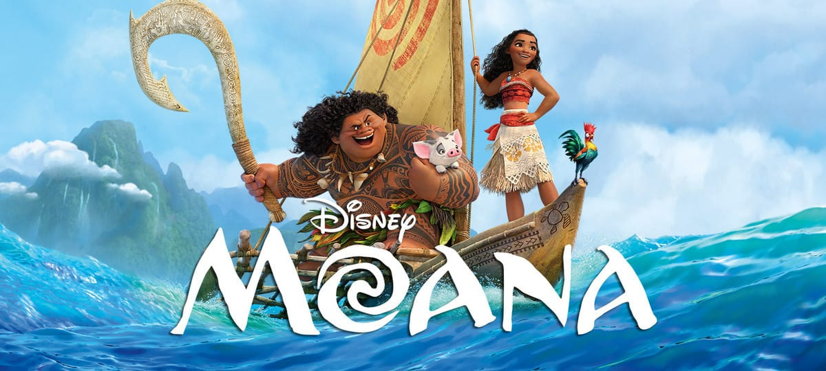 Moana Atop The Weekend Box Office Chart