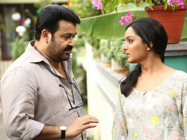 Manju Warrier And Mohanlal Back In The Fold Together