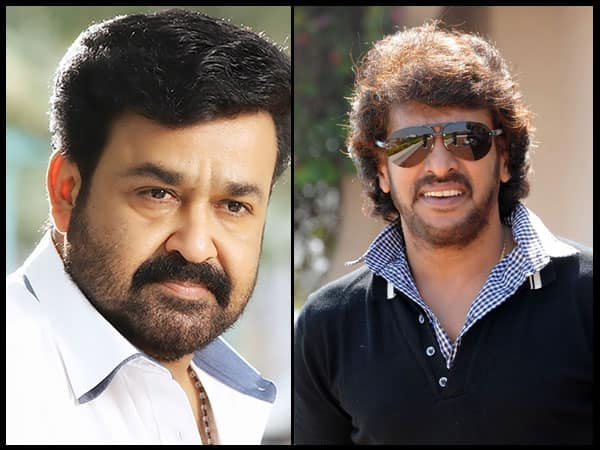 Malayalam Actor Mohanlal Has Signed A Kannada Movie