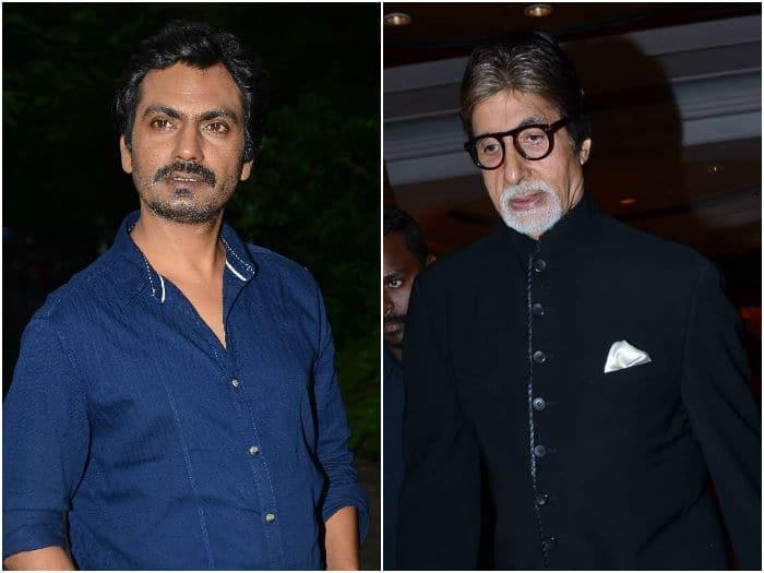 मैने सपने में भी नहीं सोचा था कि अमिताभ बच्चन मेरे साथ काम करना चाहेंगे: नवाजुद्दीन सिद्दीकी