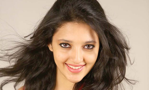 Neha Shetty Feels Lucky As Her Hard Work Is Paid Off