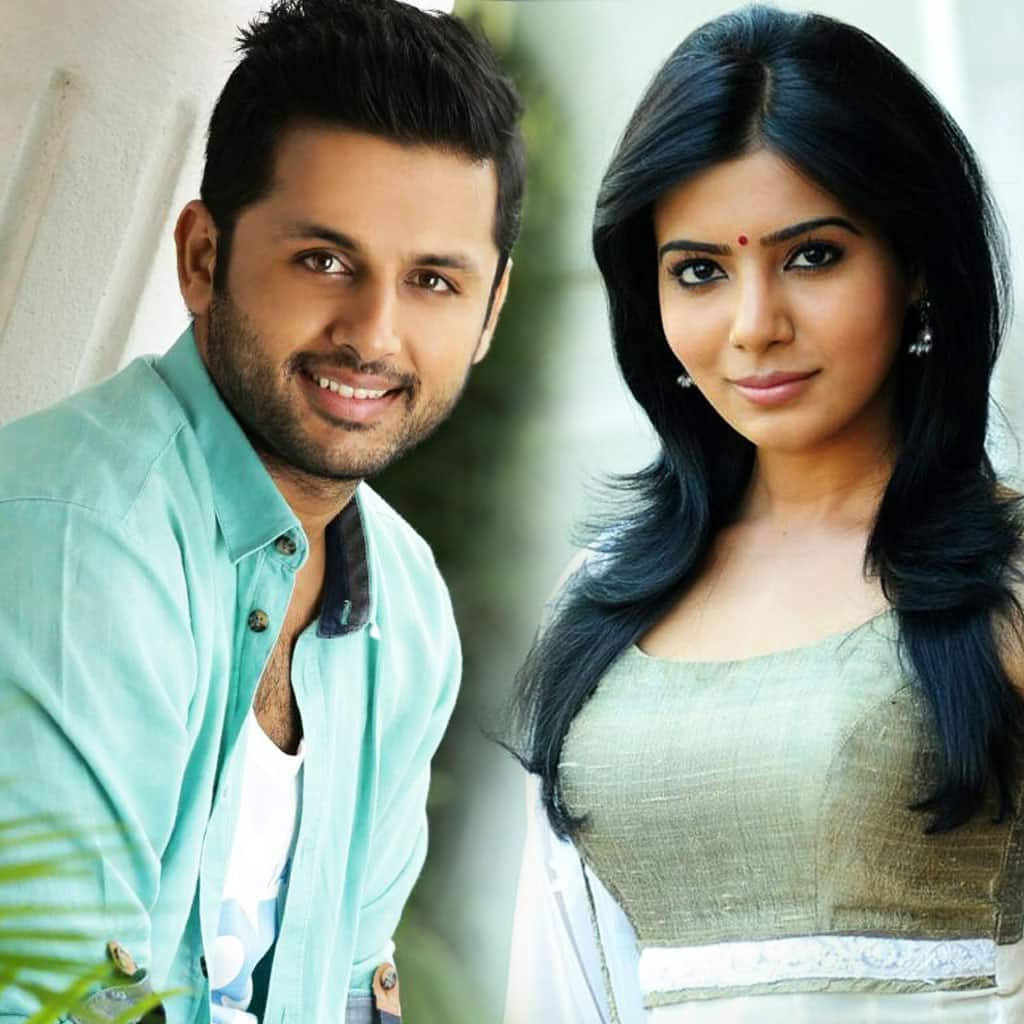 Natty Walks Out Of Nithin's 'A...Aa'