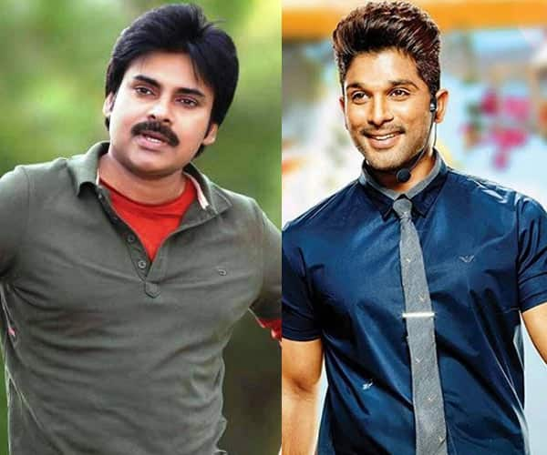Allu Arjun And Brother Stay Mum Over Pawan Kalyan's Hit Teaser