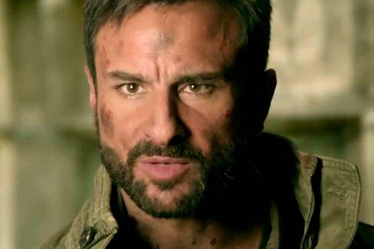 Saif Ali Khan, 'I Can't Do the Role Of Haji Mastan Bhai