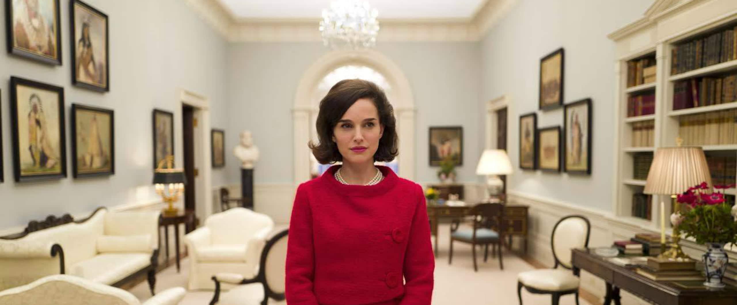 Natalie Portman Talks About Jackie