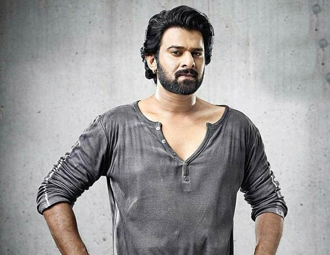 Prabhas Will Be Next Seen In Saaho