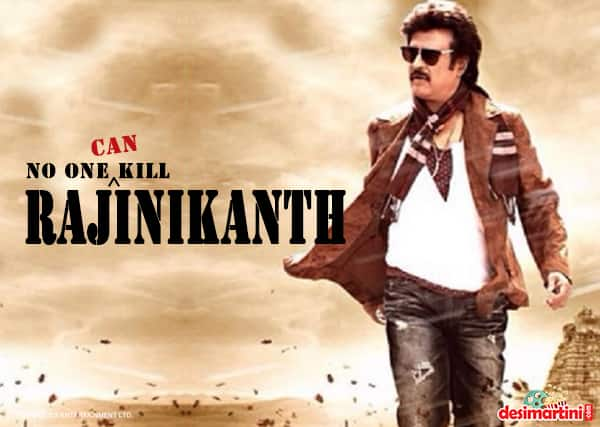 10 Bollywood Titles That Totally Suit Rajinikanth!