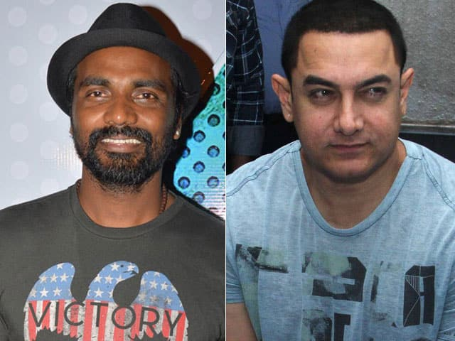 Remo D'Souza: 'It Will Be an Experience Choreographing Aamir Khan'