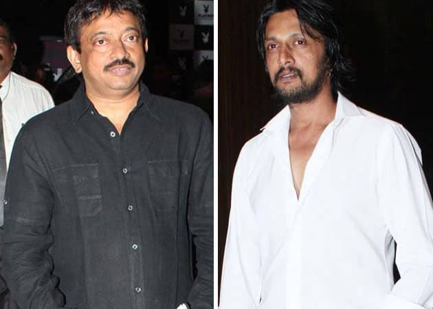 RGV Realised Sudeep's Potential After Eega