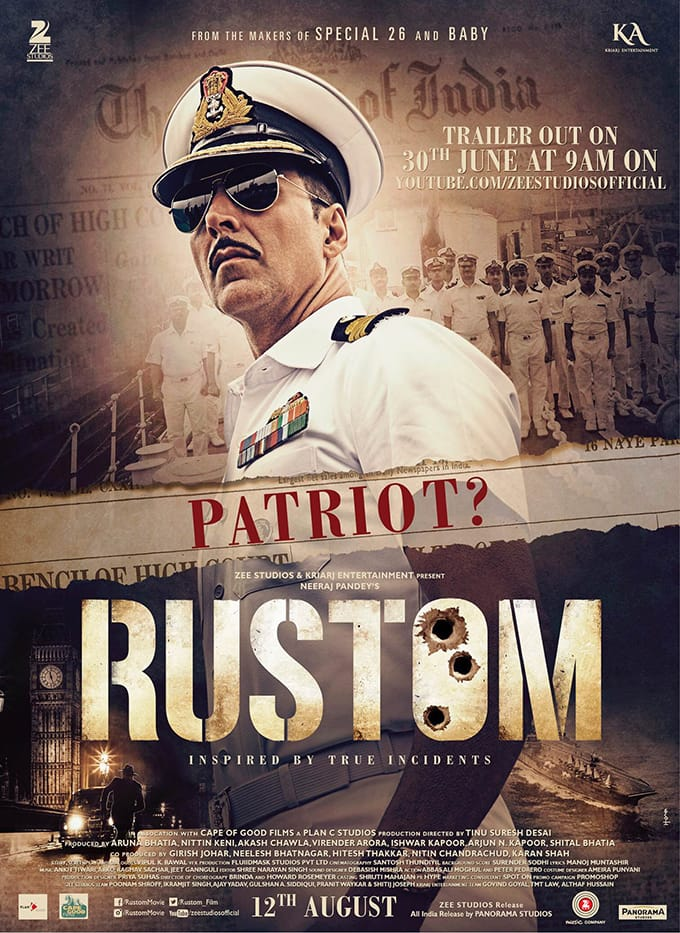 8 Akshay Kumar Movies In Bollywood That Prove He's A Modern Day Patriot
