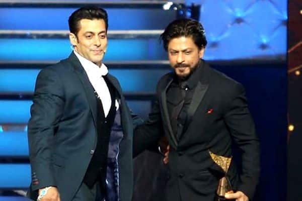 सलमान के साथ फिल्म में काम करने के प्लान से शाहरुख़ ने उठाया पर्दा
