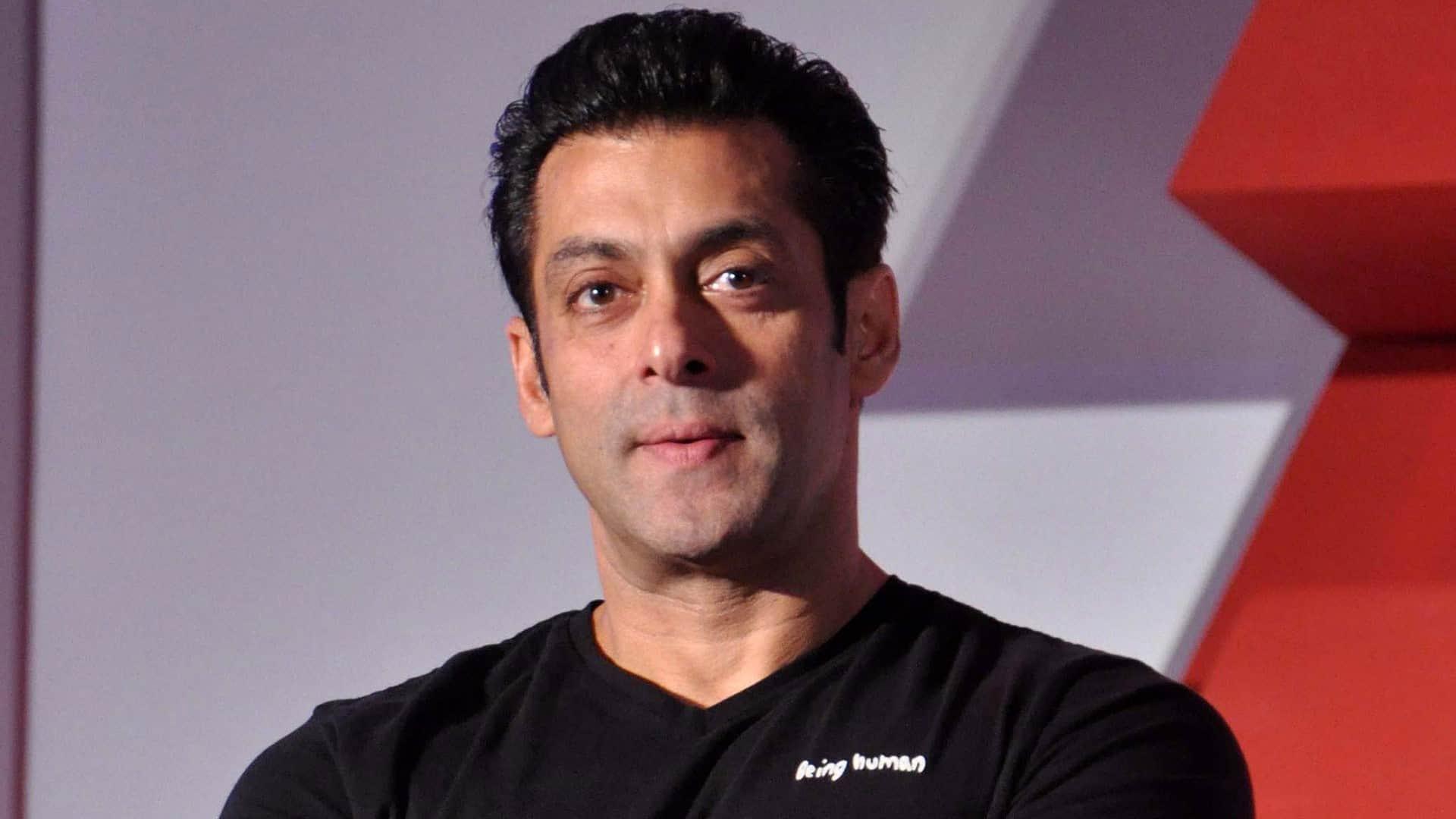 Salman Khan To Play Baddie In 'Eega 2'?