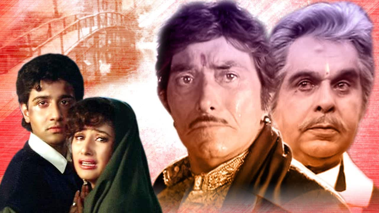 8 Bollywood Blockbusters That Were Well Over The 3 Hour Long Mark!