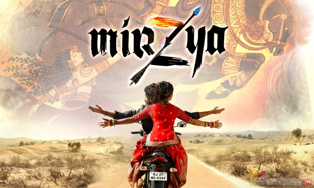 Mirzya Is A Sinking Ship With No Chance Of Survival