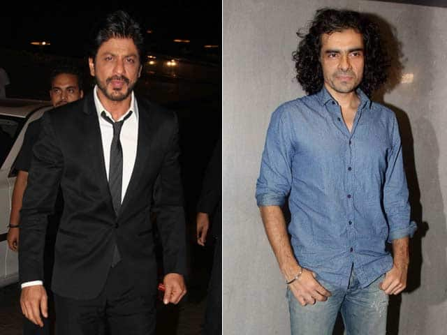 Shah Rukh Khan Clears The Air About Leading Lady In Imtiaz Ali's Next