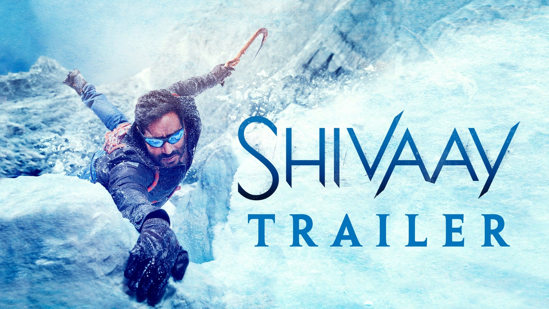 At almost 4 Minutes, Shivaay's Breathtaking Trailer Will Transport You To A Different World!