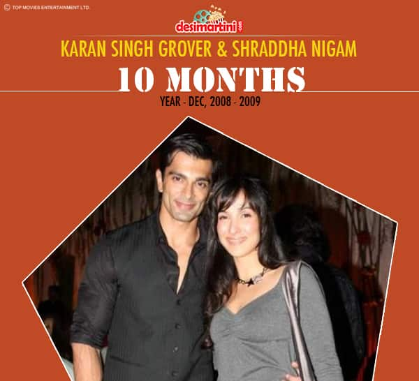 8 Shortest Marriages That Bollywood Has Ever Seen!