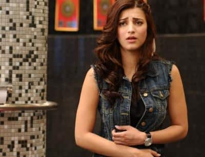 Shruti Reports Of Being Stalked