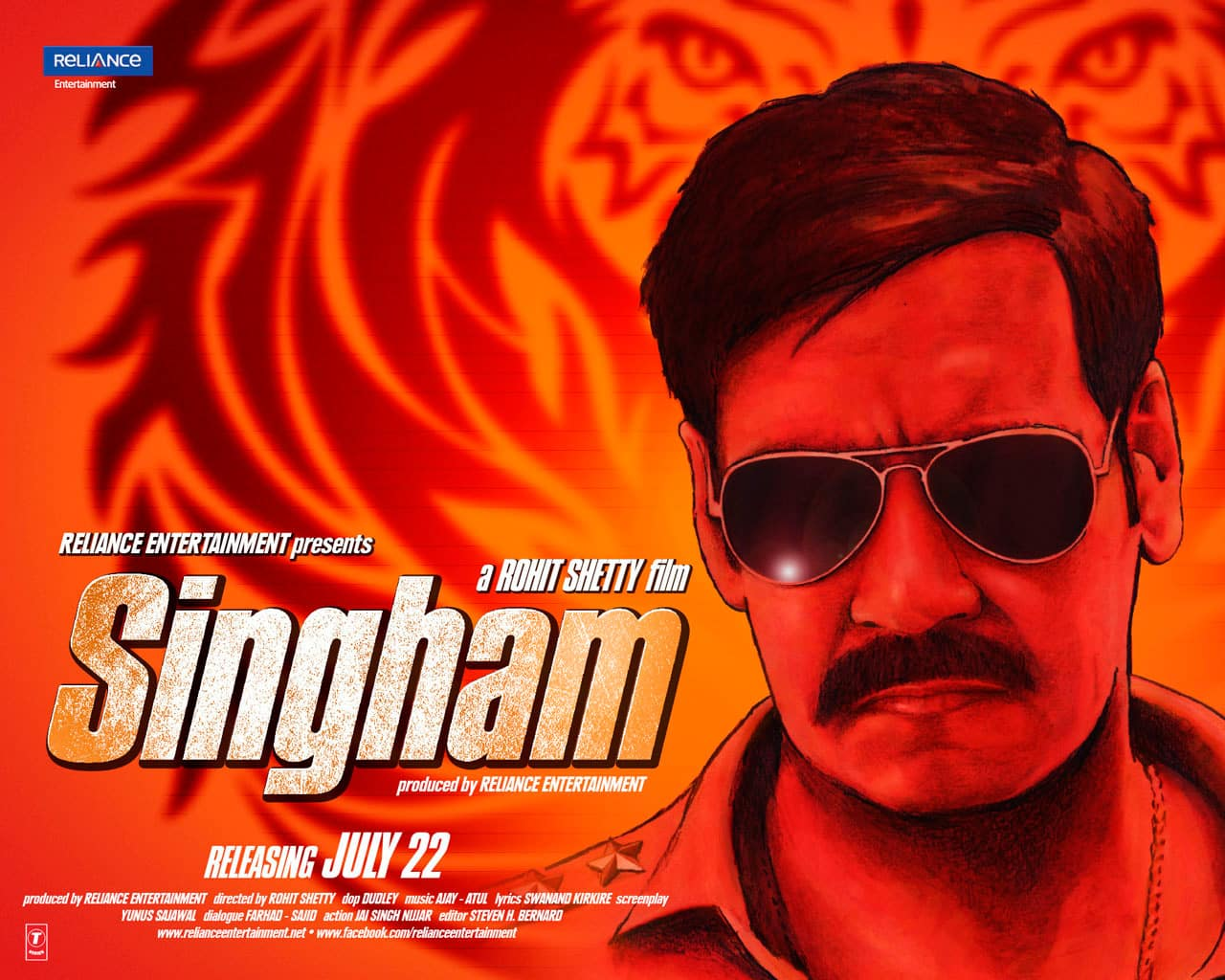 6 Years of Singham: Here's Why The Film Is The Best Product Of Brand 'Rohit-Ajay'!