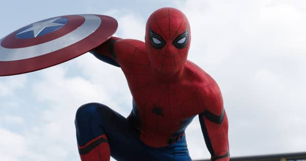 Get A Glimpse Of Spider-Man In The New Civil War Trailer