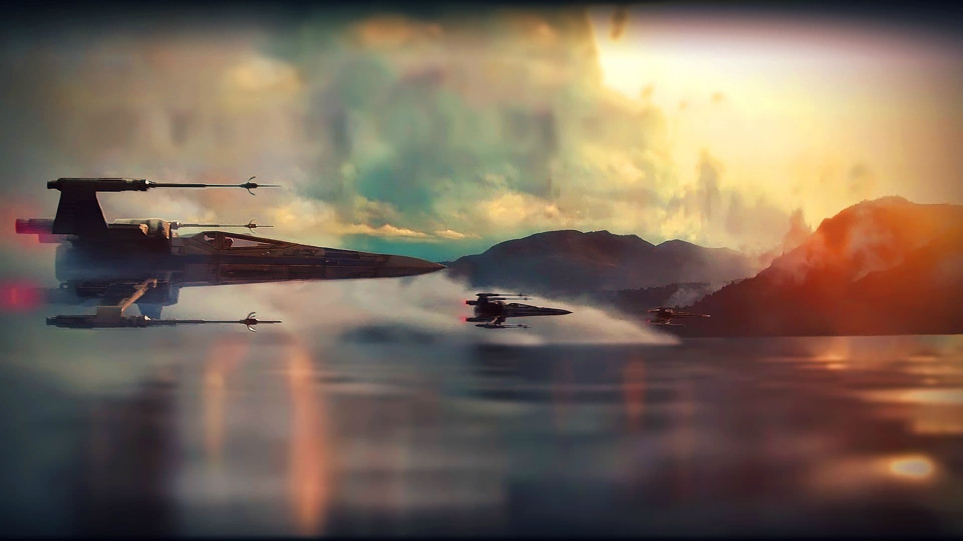 New Images for Star Wars Force Awakens