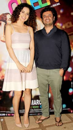 Queen Fame Vikas Bahl-Kangana Ranaut To Collaborate Once Again?
