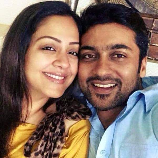 Suriya Confirms Film Alongside Wife Jyothika - Desimartini