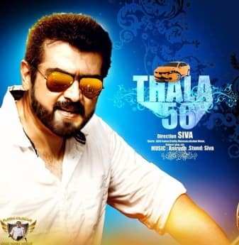 80 Percent Production Work of 'Thala 56' Done
