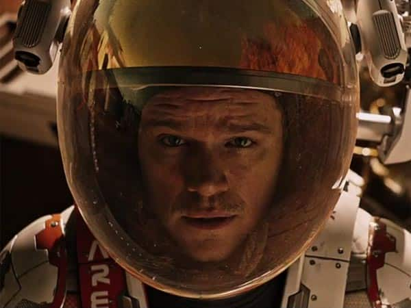 New Footage for The Martian Released