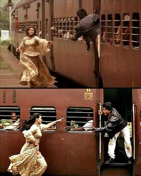 Dilwale to have DDLJ's iconic train scene