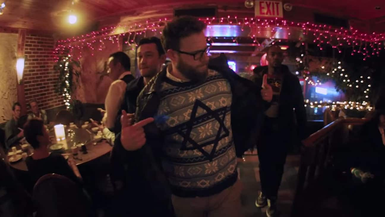New Green Band Trailer for The Night Before