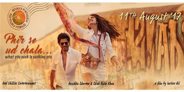 8 Imtiaz Ali Song Titles That Would Be Perfect For His Next With SRK And Anushka!