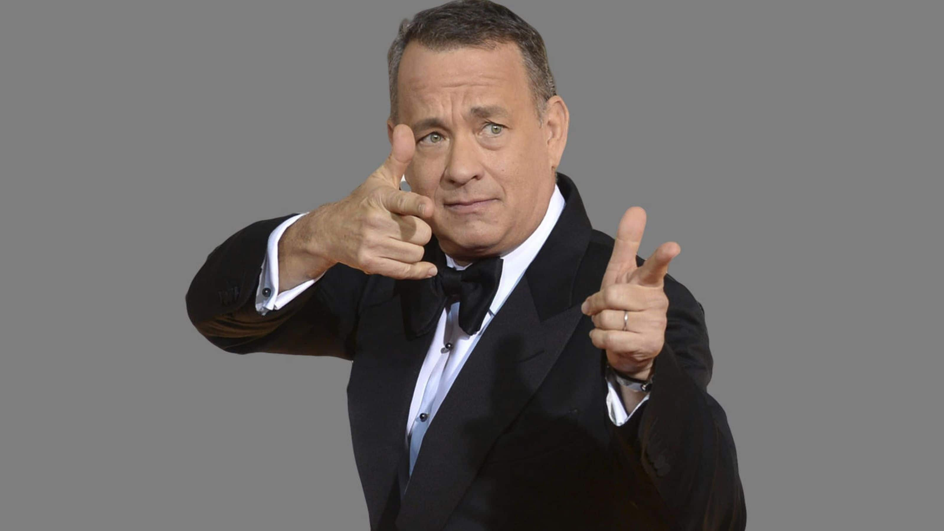 Tom Hanks Doesn't Want To Play A Good Guy