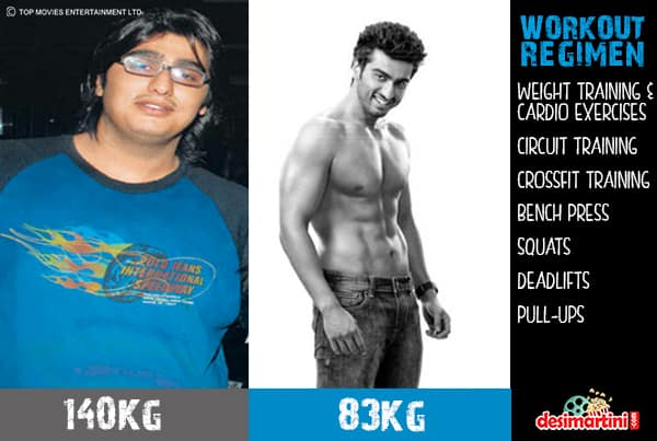 11 Unbelievable Weight Loss Secrets Of Bollywood Stars!
