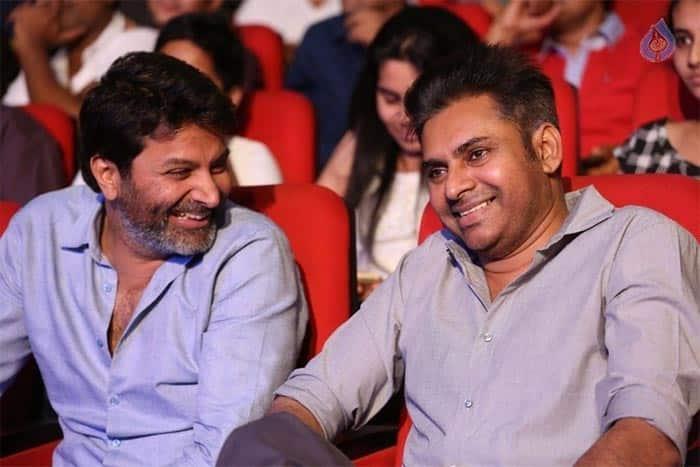 Pawan Kalyan's Film With Trivikram To Soon Go On Floors