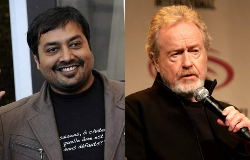 First Look Out For Ridley Scott-Anurag Kashyap's Film On India